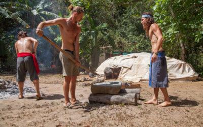 Découvrir les bienfaits de la hutte de sudation